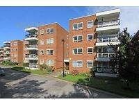 Finchley, A Hugh purpose built flat in block with Lift, Two double bedroom, Spacious reception/