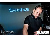 Sasha Re-fracted - Roundhouse