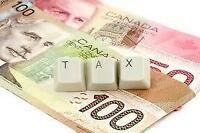 GET YOUR INCOME TAX PREPARED FOR LESS THAN YOU THINK