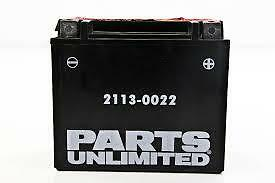 NEW MotorCycle, Sled or ATV Battery YTX20CH-BS Equiv Save 25%