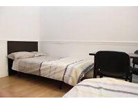 beautiful single room WHITE CHAPEL 135PW GREAT HOUSE MATES