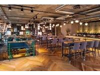 Waiters and waitress's needed for Drake and Morgan @ Kings Cross £8 - £10 p/h