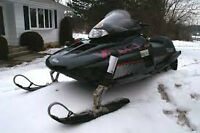 Wanted Yamaha Snowmobiles for parts or needing repair
