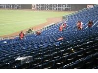 ****Commercial Cleaning Service**** Stadium, Office, Restaurant, Venue & Post Construction