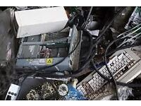 FREE Collection of all Scrap Metal And Ewaste, TV's Washers Driers Pc's Laptops etc etc