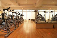 Spin Instructor ( Fitness Class)