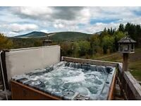 Hot tub service and repairs