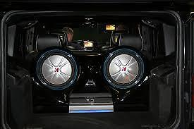 Subwoofers/Amps/Decks/Double Din Installations & More !