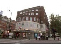 Studio flat in 293-295 Euston Road, NW1