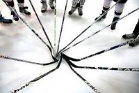 Pickup hockey Sundays at 8pm