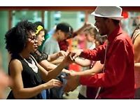 Cuban Salsa Beginners Bootcamp in Stratford East London on 03 Dec 2017