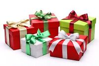 Christmas shopping services