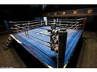 Boxing Ring Hire