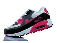Nike Air Max Women's Trainers Size 6 Pink/Blue