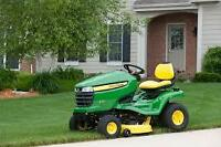 Lawn Care, Mowing - O'Leary and Surrounding Areas