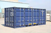 New & Used Maritime containers-Neuves & d'occasion conteneurs m
