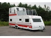Wanted - Touring Caravan to hire on site (not static)