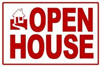 OPEN HOUSE July 5, 2015 1:00-3:00, 38 Newton Cres