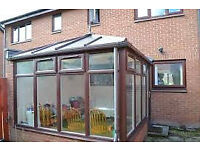 Conservatory 10X13 ft. For sale & Dismantled