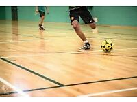 ***Players Wanted - 6 a side mens indoor football near Hammersmith***
