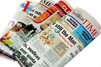 Deliver Newspapers in TROCHU