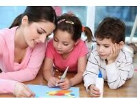 Au pair is available from end of April for 2 months