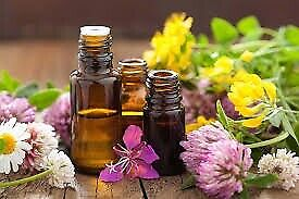Swedish Massage with medicinal essential oils