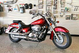 2008 Honda shadow aero 750 10/10 condition