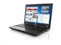 "Dell Latitude E5510 i3 Laptop 2.6Ghz 2GB-4GB Ram 160GB 15.6"" Windows 7 Pro Personal Educate&Business"