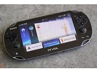 Sony ps vita brand new condition 3g/wifi version