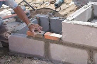 CONCRETE AND BRICK INSTALLATION AND REPAIR