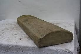 wanted - reclaimed sandstone copings for wall top.