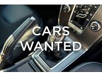 *Wanted* Quality Vehicles required for Edinburgh based Car Showroom.