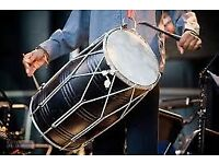London DHOL PLAYERS TO HIRE (INDIAN DRUMMERS)