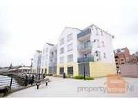 TO LET - 2 Bedroom riverside apartment, Dormans Court, Waterside, Derry