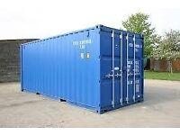 Self-Storage, Brand new 20ft container storage