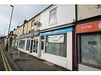 **AVAILABLE**13 HOPE STREET**COMMERCIAL SHOP IN HANLEY**