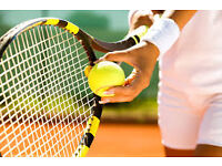 I'm looking for tennis partner