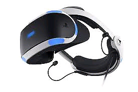 Playstation VR Half Off only tonight Used Once