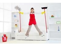 Hiring Domestic Cleaner. Daytime hours. Part-Time. Competitive Pay. Self-Employed.