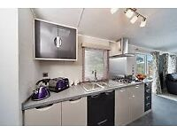 2018 Carnaby Caravan for sale in Cornwall, site fees included and decking