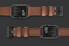 Nomad Modern strap 42mm Rustic Leather, Brand new sealed