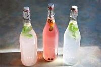 Water kefir grains cultured with only organic ingredients!