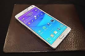 Samsung Note 4, 32GB refurb in excellent condition