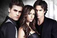 Vampires Diaries/Journal d'un vampir