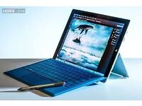 Microsoft Surface 3 4GB/128GB Bundle w/Keyboard & Stylus