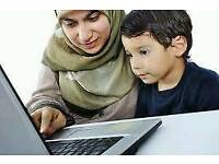 Professional Teacher for Qur'an and Arabic and Urdu