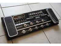 guitar multi efffect pedal