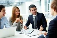 Part Time or Full Time Investment or Insurance Industry