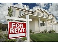 2/3 bedroom fully furnished flat/house wanted for rent